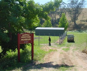 Dargo Heritage Museum - Accommodation Melbourne