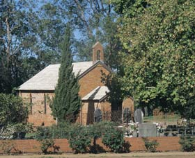 All Saints Church - Henley Brook - Accommodation Melbourne