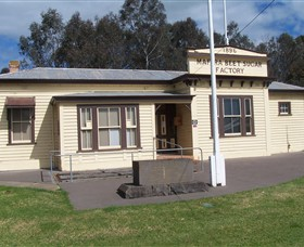 Maffra Sugar Beet Museum - Accommodation Melbourne