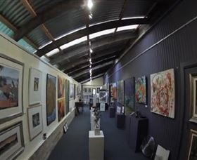 Purple Noon Gallery - Accommodation Melbourne