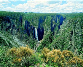 Wollomombi Falls - Accommodation Melbourne