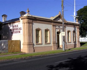 Sale Historical Museum - Accommodation Melbourne