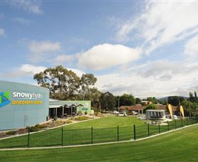Snowy Mountains Hydro Discovery Centre - Accommodation Melbourne