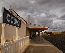Cooma Monaro Railway - Accommodation Melbourne