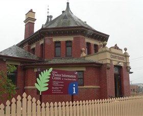Yarram Courthouse Gallery Inc - Accommodation Melbourne
