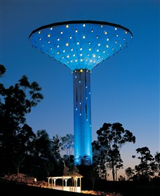 Wineglass Water Tower - Accommodation Melbourne