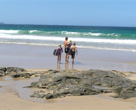 Shellharbour Beach - Accommodation Melbourne