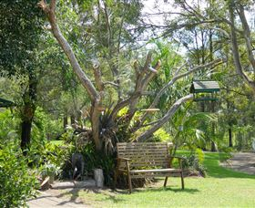 Mondrook Garden Cafe Gallery and Function Centre - Accommodation Melbourne