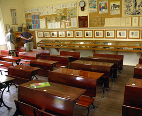 Alumny Creek School Museum and Reserve - Accommodation Melbourne