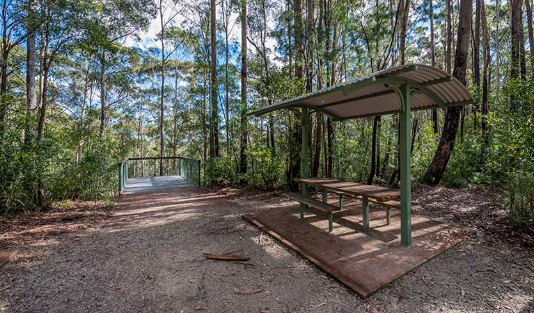 Big Nellie lookout and picnic area - Accommodation Melbourne