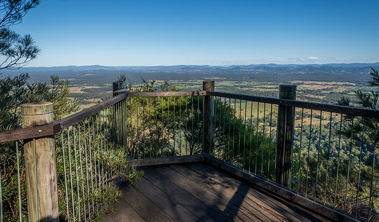 Newbys lookout - Accommodation Melbourne