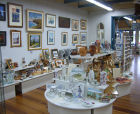 Ferry Park Gallery - Accommodation Melbourne