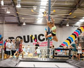 Bounce Inc Trampoline Park - Accommodation Melbourne