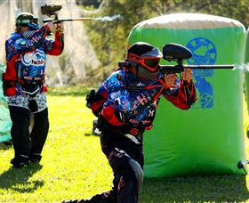 Elite 1 Paintball - Accommodation Melbourne