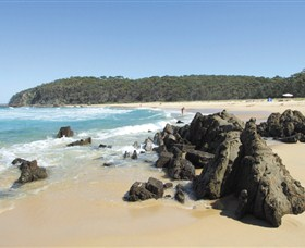 Armands Beach Bermagui - Accommodation Melbourne