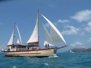 Adventure Cruise Dive and Outer Reef - Whitsundays Sailing Adventures - Accommodation Melbourne