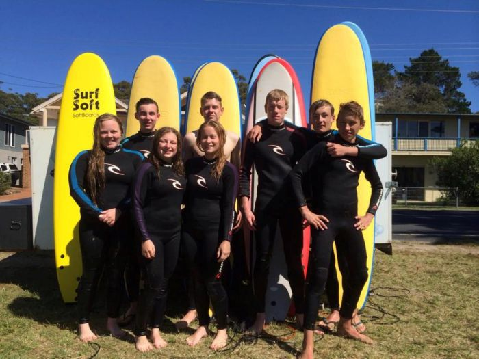 Broulee Surf School - Accommodation Melbourne