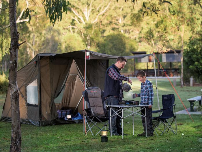 Hardings Paddock Campground - Accommodation Melbourne