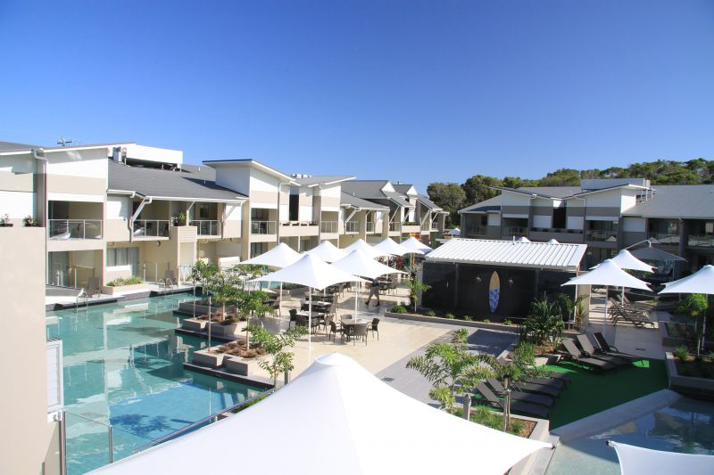 Lagoons 1770 Resort and Spa - Accommodation Melbourne