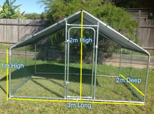 Maryriver Cages For Chickens Dogs Poultry - Accommodation Melbourne