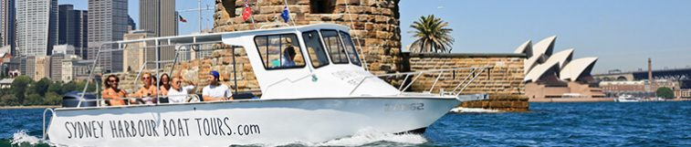 Sydney Harbour Boat Tours - Accommodation Melbourne