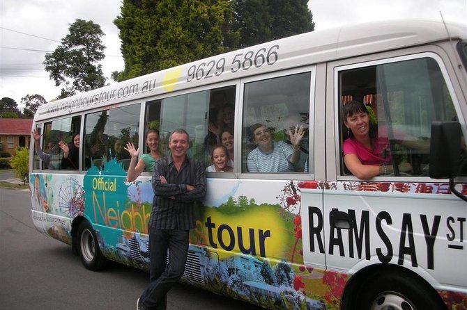 The Official Neighbours Tour of Ramsay Street - Accommodation Melbourne