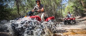 Quad Bike 2-Hour Adventure Freycinet National Park - Accommodation Melbourne