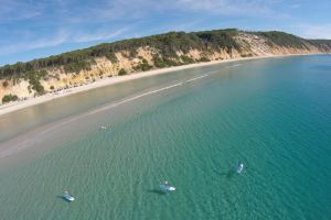Stand Up Paddle Double Island Lesson - Accommodation Melbourne