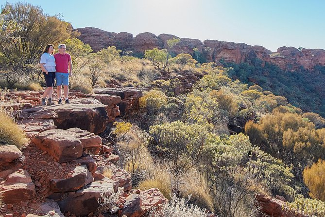 Kings Canyon Day Trip from Ayers Rock - Accommodation Melbourne