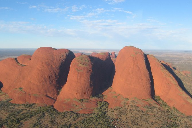 Kata Tjuta and Uluru Grand View Helicopter Flight - Accommodation Melbourne
