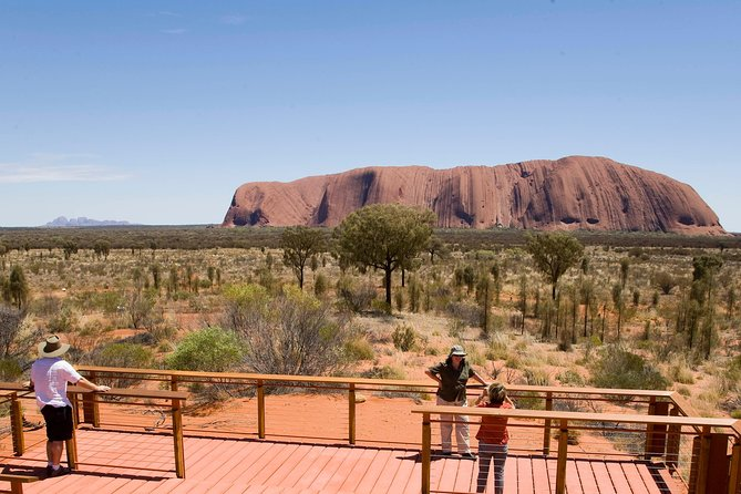 Uluru Small Group Tour including Sunset - Accommodation Melbourne