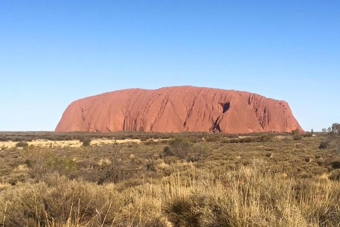 Highlights of Uluru Including Sunrise and Breakfast - Accommodation Melbourne