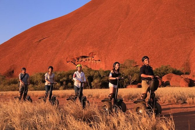 Quarter Uluru Segway  Sunset - Accommodation Melbourne