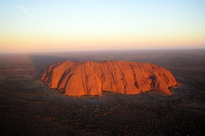Fixed-Wing Scenic Flight from Uluru Ayers Rock - Accommodation Melbourne