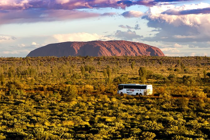 Coach Transfer from Kings Canyon Resort to Ayers Rock Resort - Accommodation Melbourne