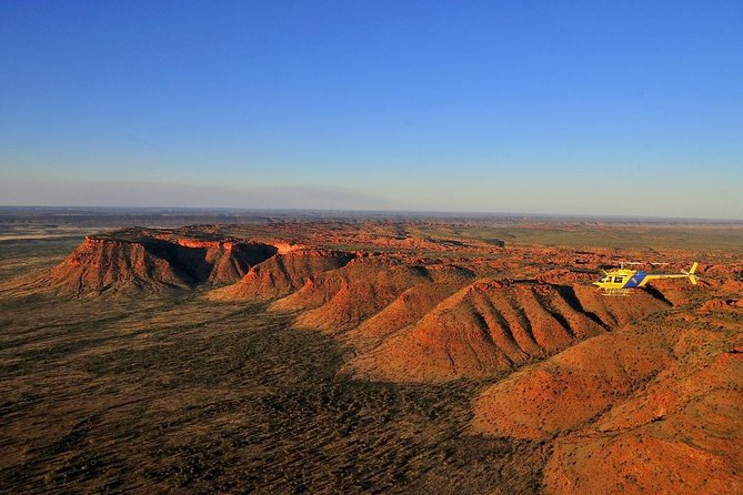 Kings Canyon Helicopter Tour - Accommodation Melbourne