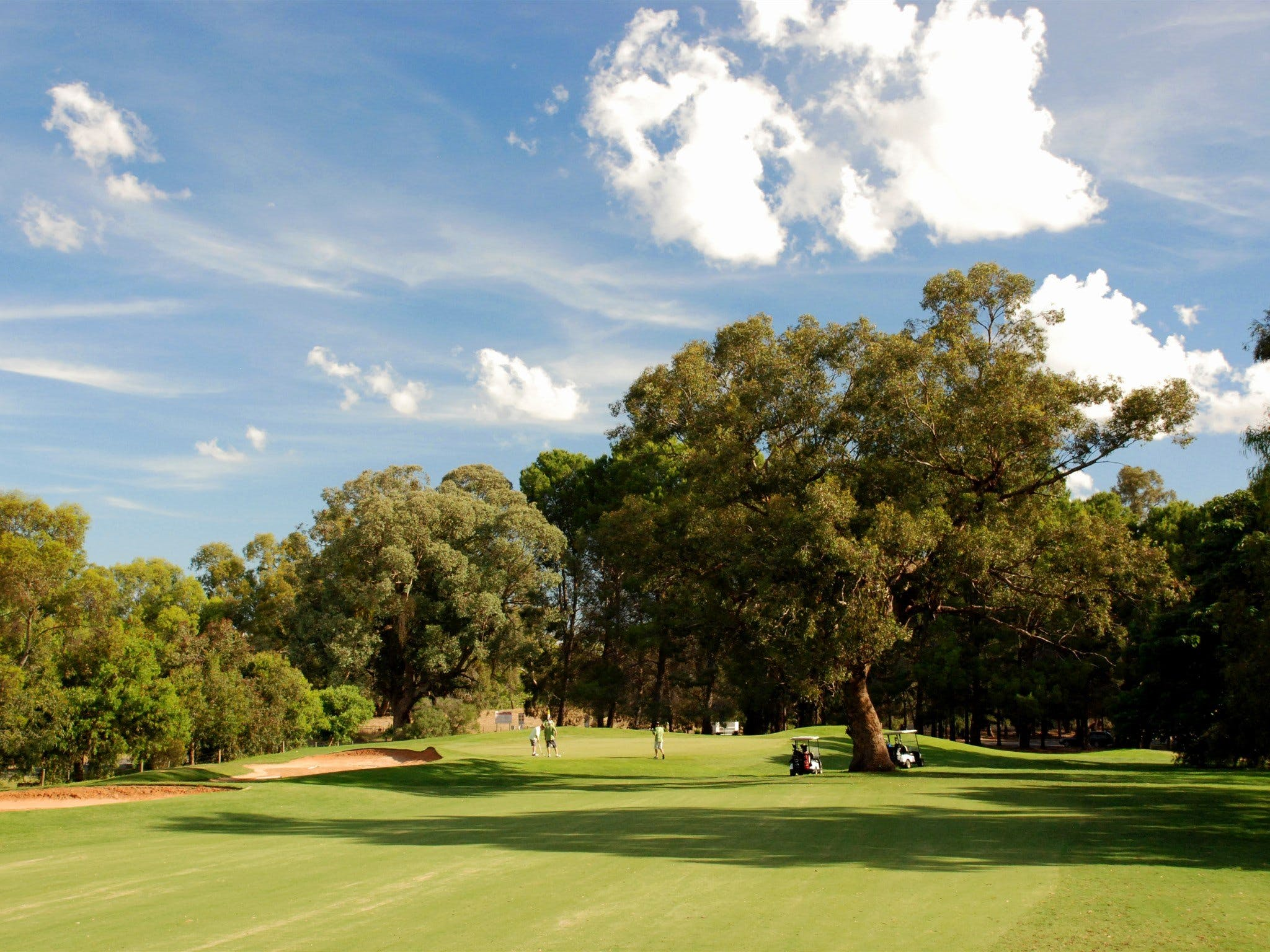 Corowa Golf Club - Accommodation Melbourne