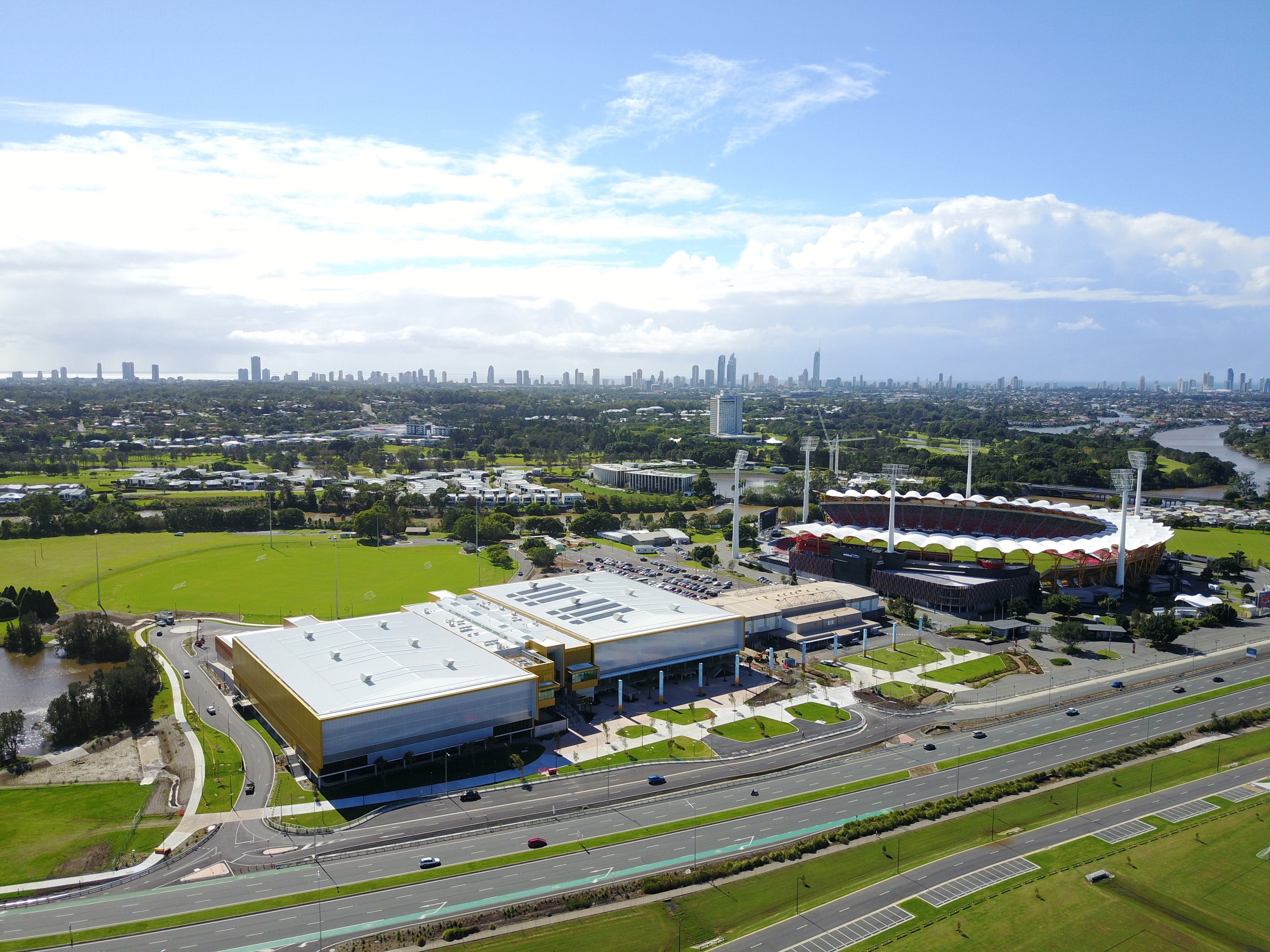 Gold Coast Sports and Leisure Centre - Accommodation Melbourne