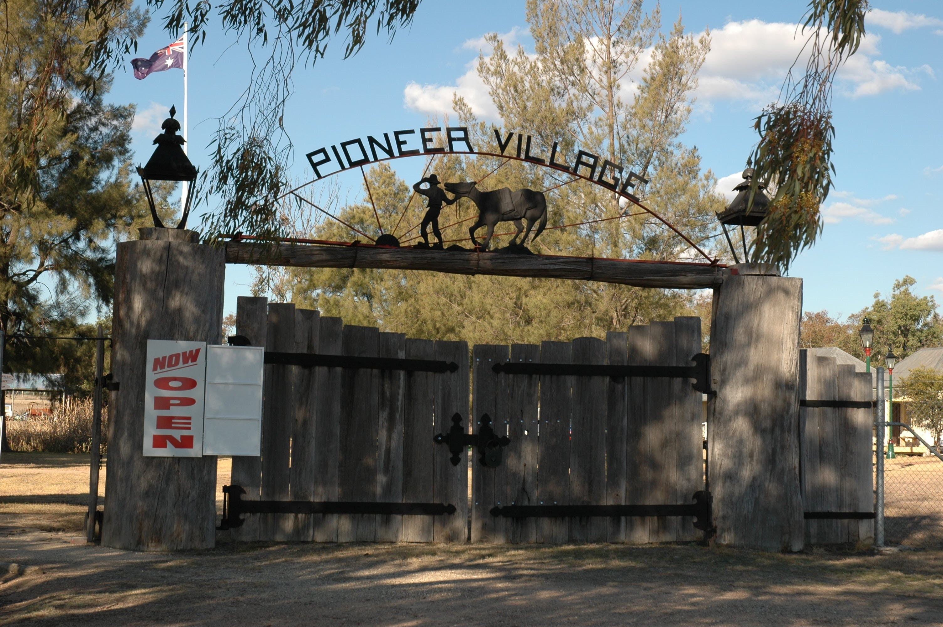 Inverell Pioneer Village - Accommodation Melbourne