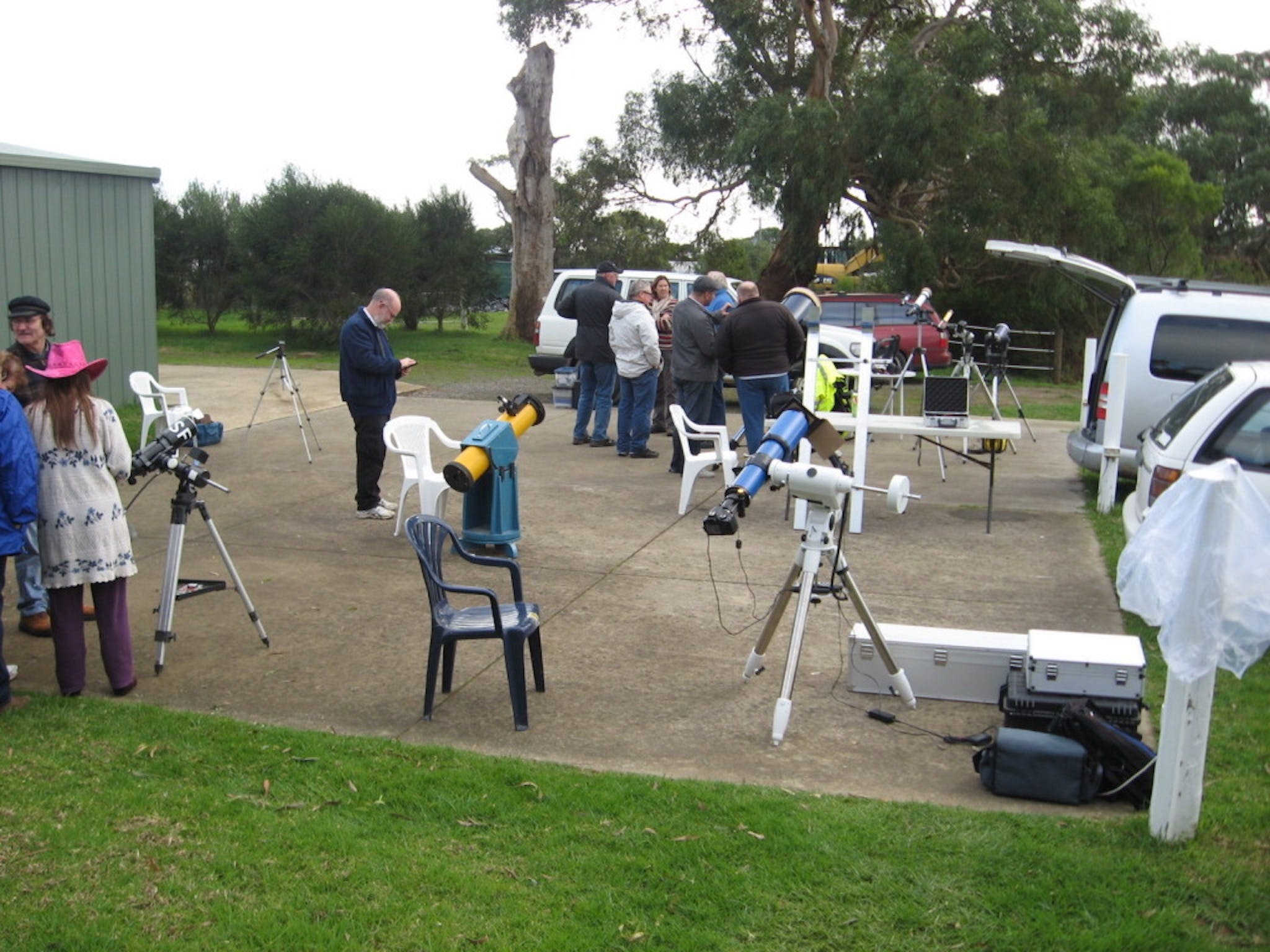 Mornington Peninsula Astronomical Society MPAS - Accommodation Melbourne