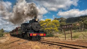 Pichi Richi Railway - Accommodation Melbourne