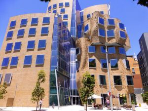 University of Technology - Dr Chau Chak Wing Building - Accommodation Melbourne