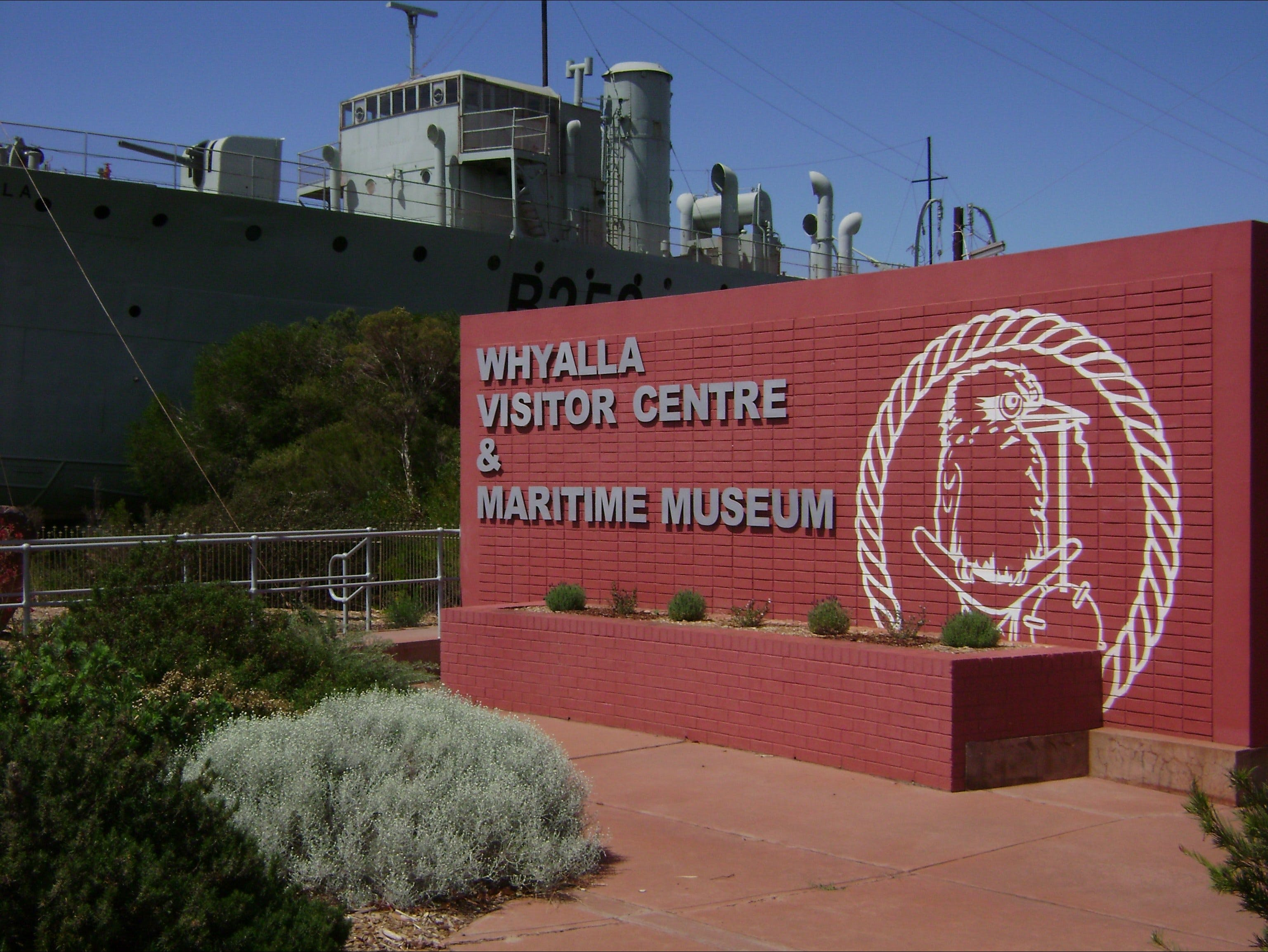 Whyalla Maritime Museum - Accommodation Melbourne