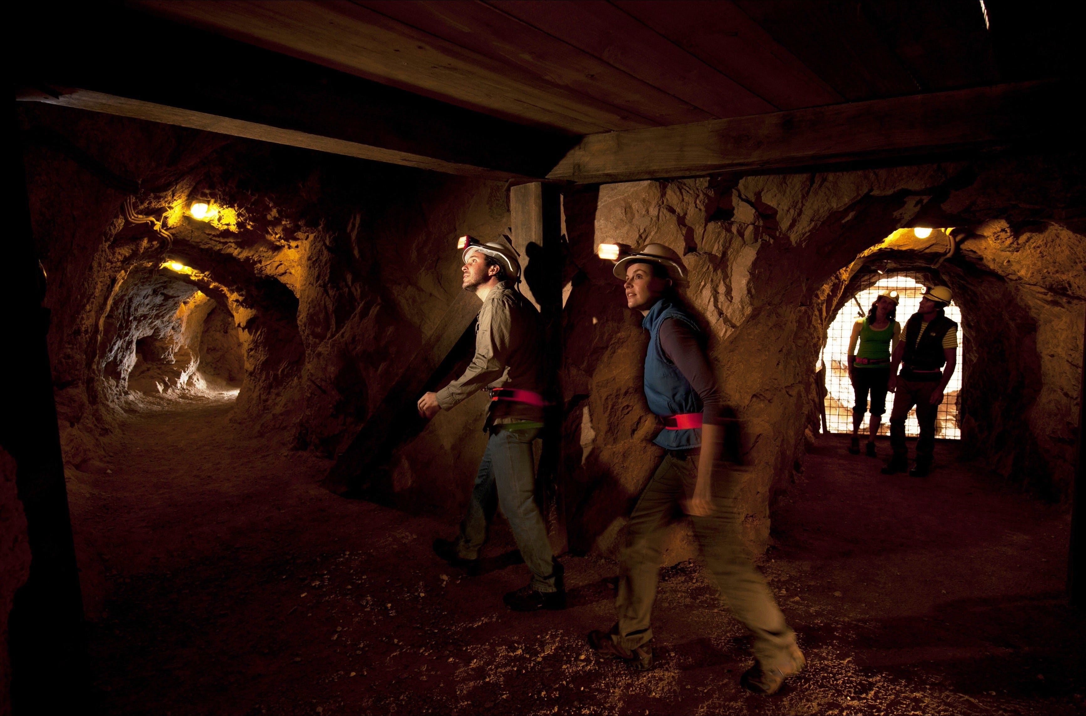 Blinman Heritage Mine - Accommodation Melbourne