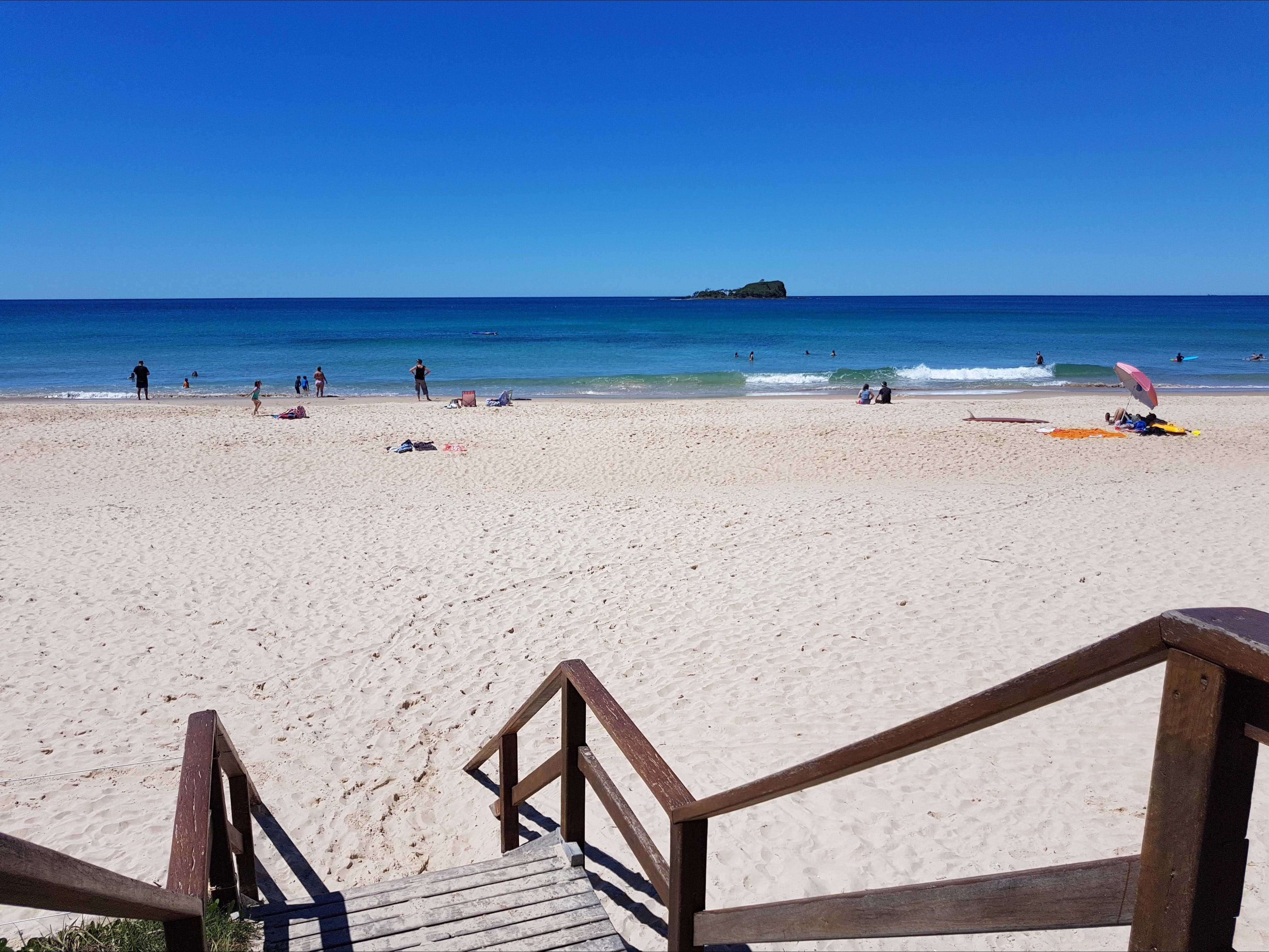 Mudjimba Beach - Accommodation Melbourne