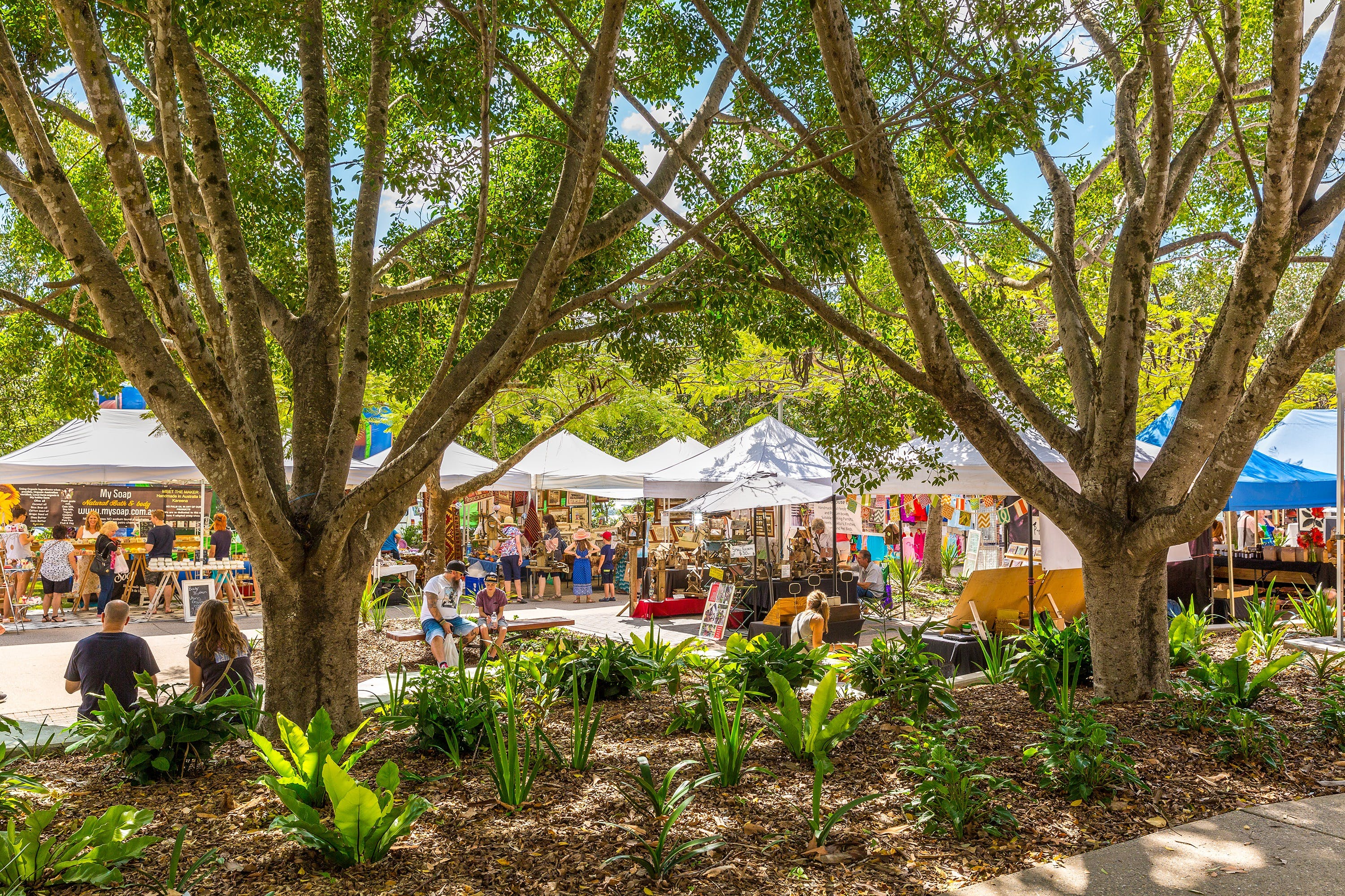 The Original Eumundi Markets - Accommodation Melbourne
