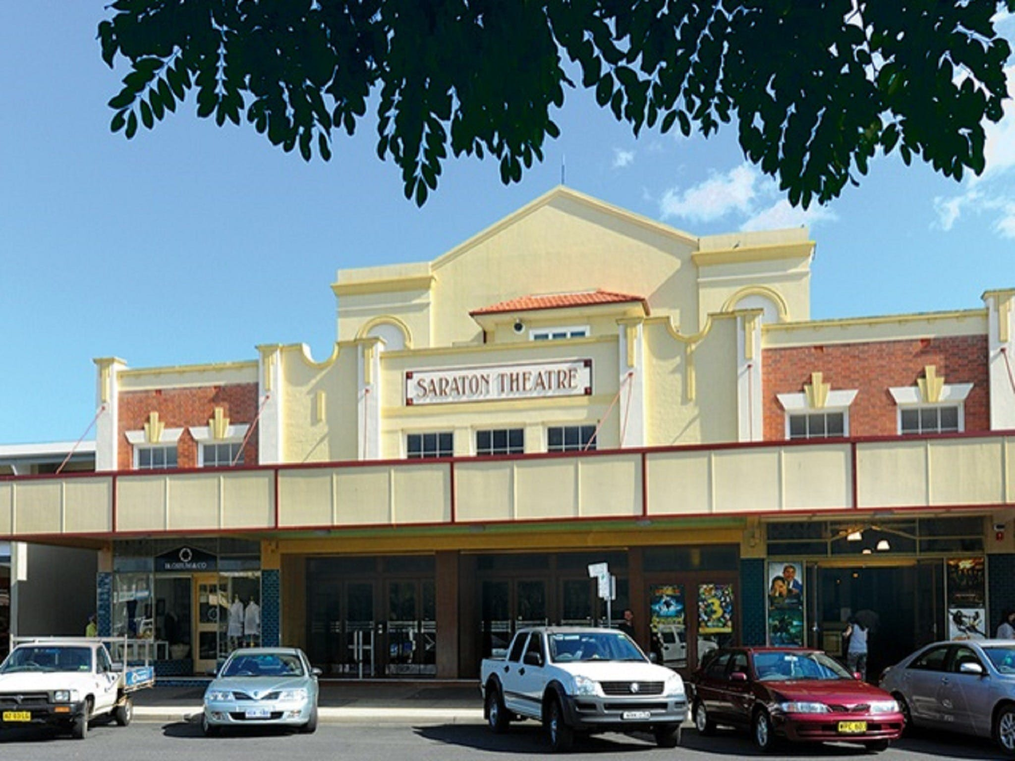 The Saraton Theatre Grafton - Accommodation Melbourne