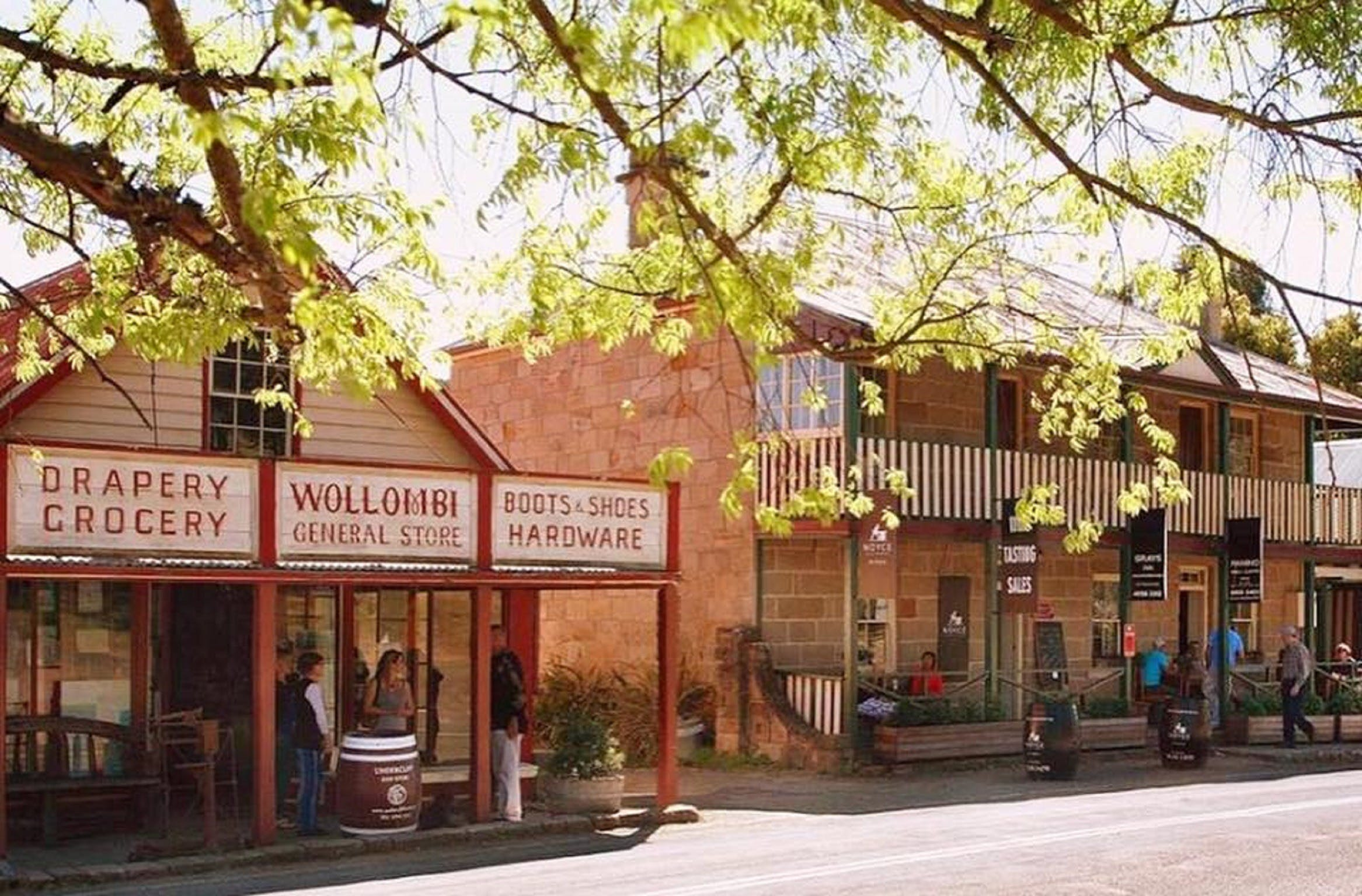 Wollombi - Accommodation Melbourne