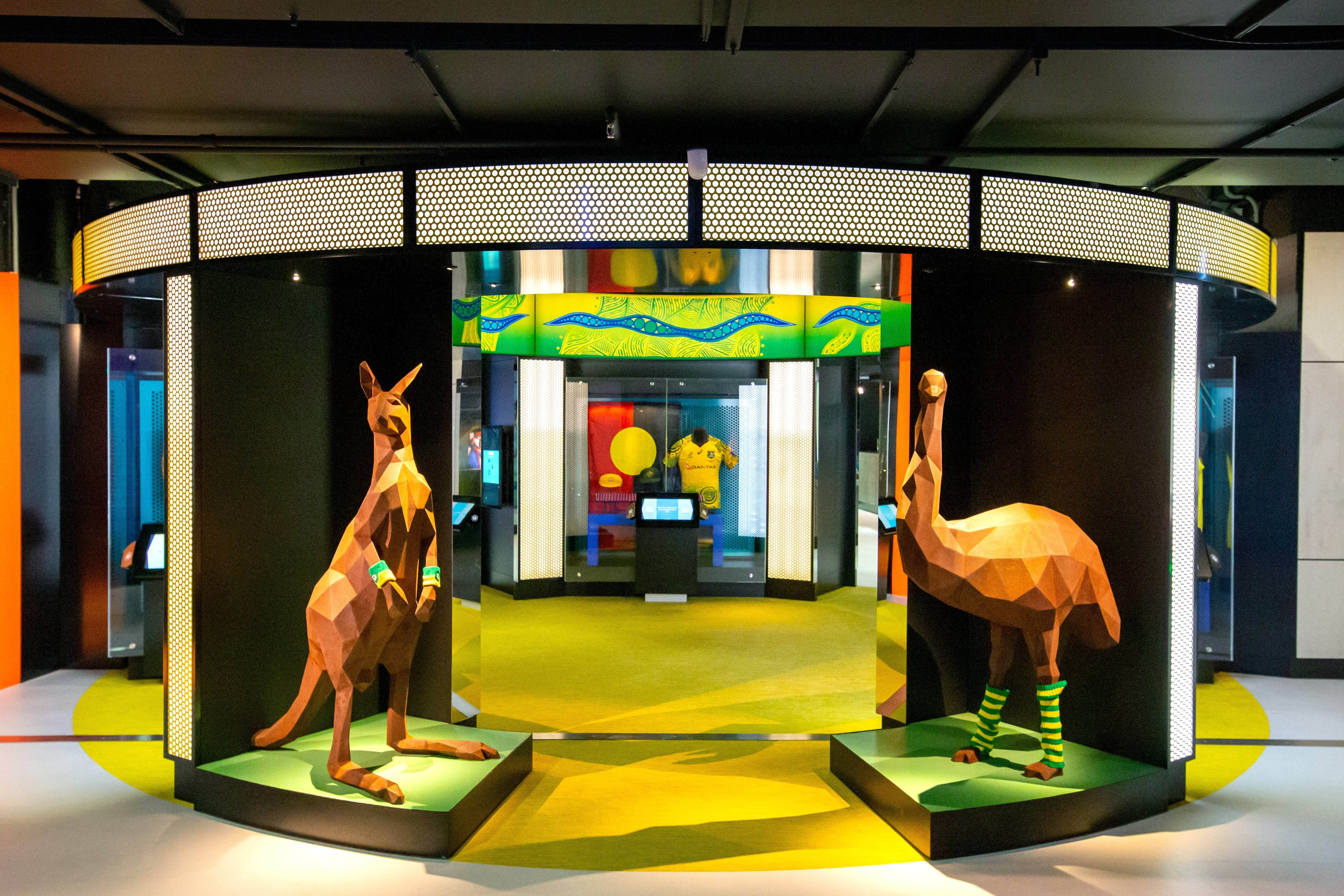Australian Sports Museum - Accommodation Melbourne