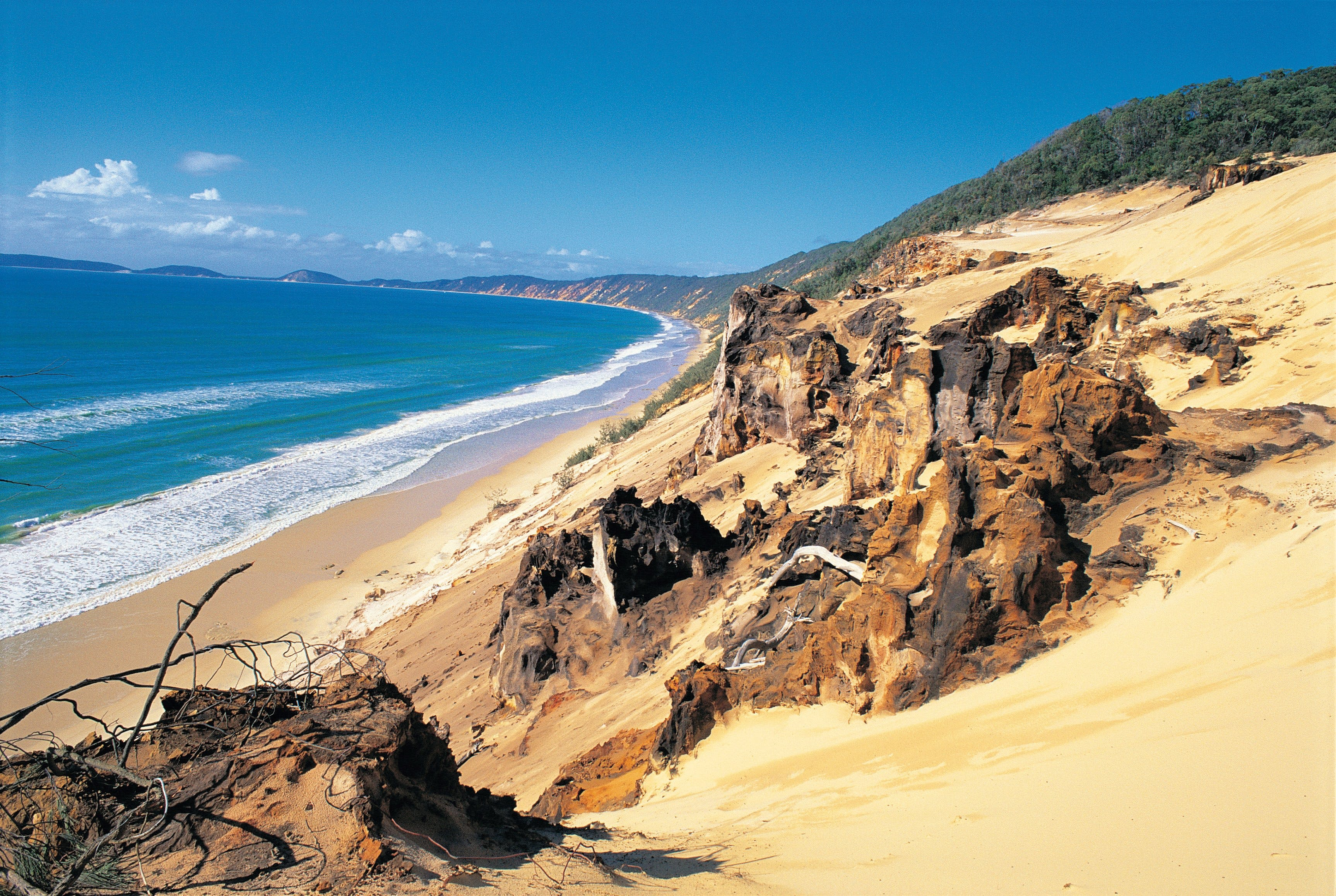 Cooloola Great Sandy National Park - Accommodation Melbourne